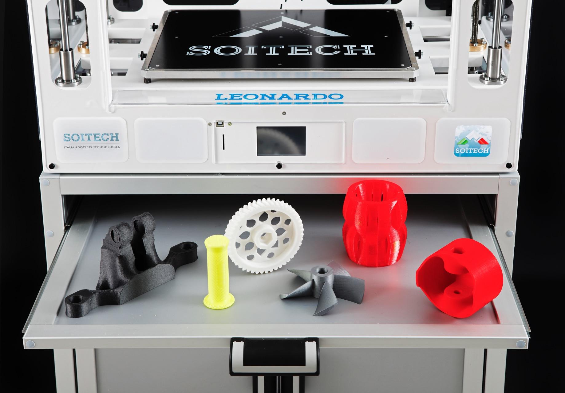 soitech stampa 3D